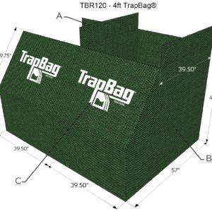 TrapBag 4 foot