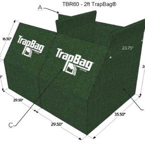 TrapBag 2 foot