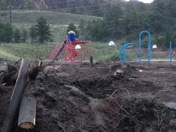 effects of a mudslide