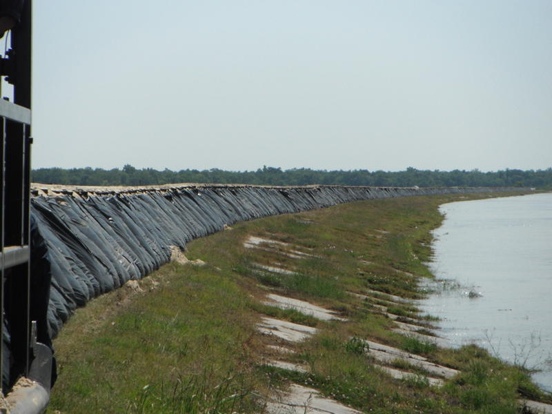 Construction of Dams, Dikes & Levees in Louisiana