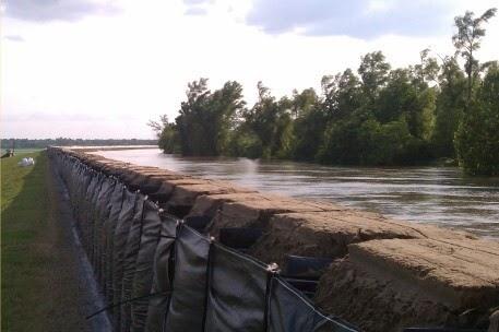 baton rouge levee flood protection