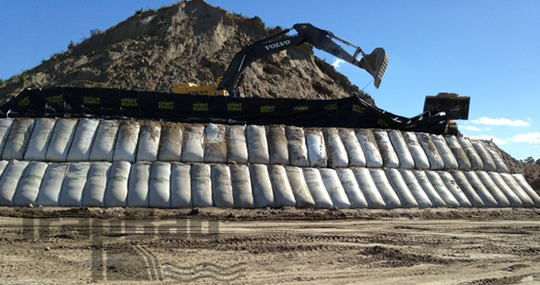 Constructing a Cellular MSE Retaining Wall