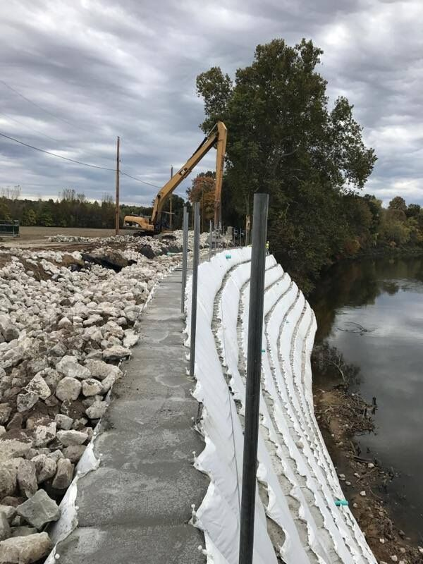 How to Construct a Cellular MSE Retaining Wall