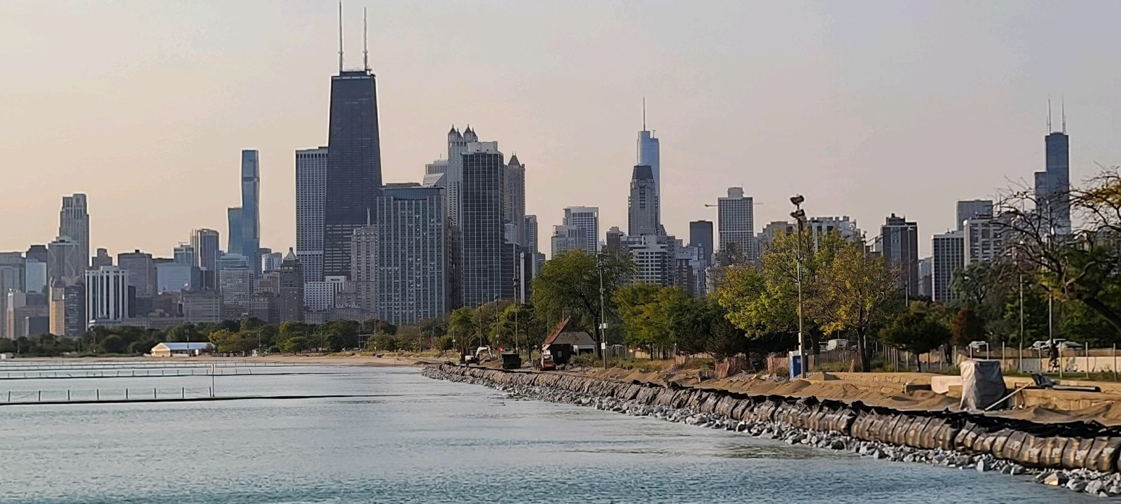 Combating Rising Water Levels in Chicago with Flood Barriers